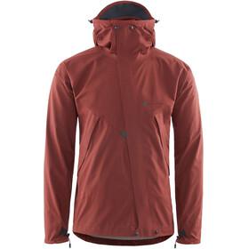 Klättermusen M's Allgrön Jacket Burnt Lava